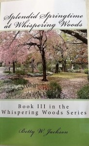 Book III in the Whispering Woods Series