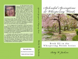 book cover spring